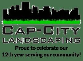 Cap City Landscaping Logo